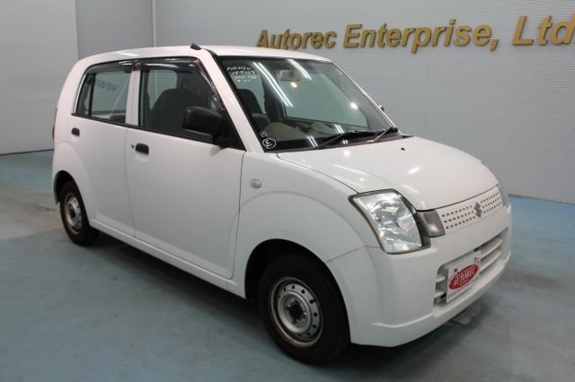 19790A7N3 2007 Suzuki Alto VP