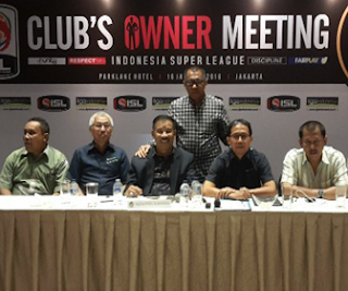 Indonesia Super Competition Gantikan ISL