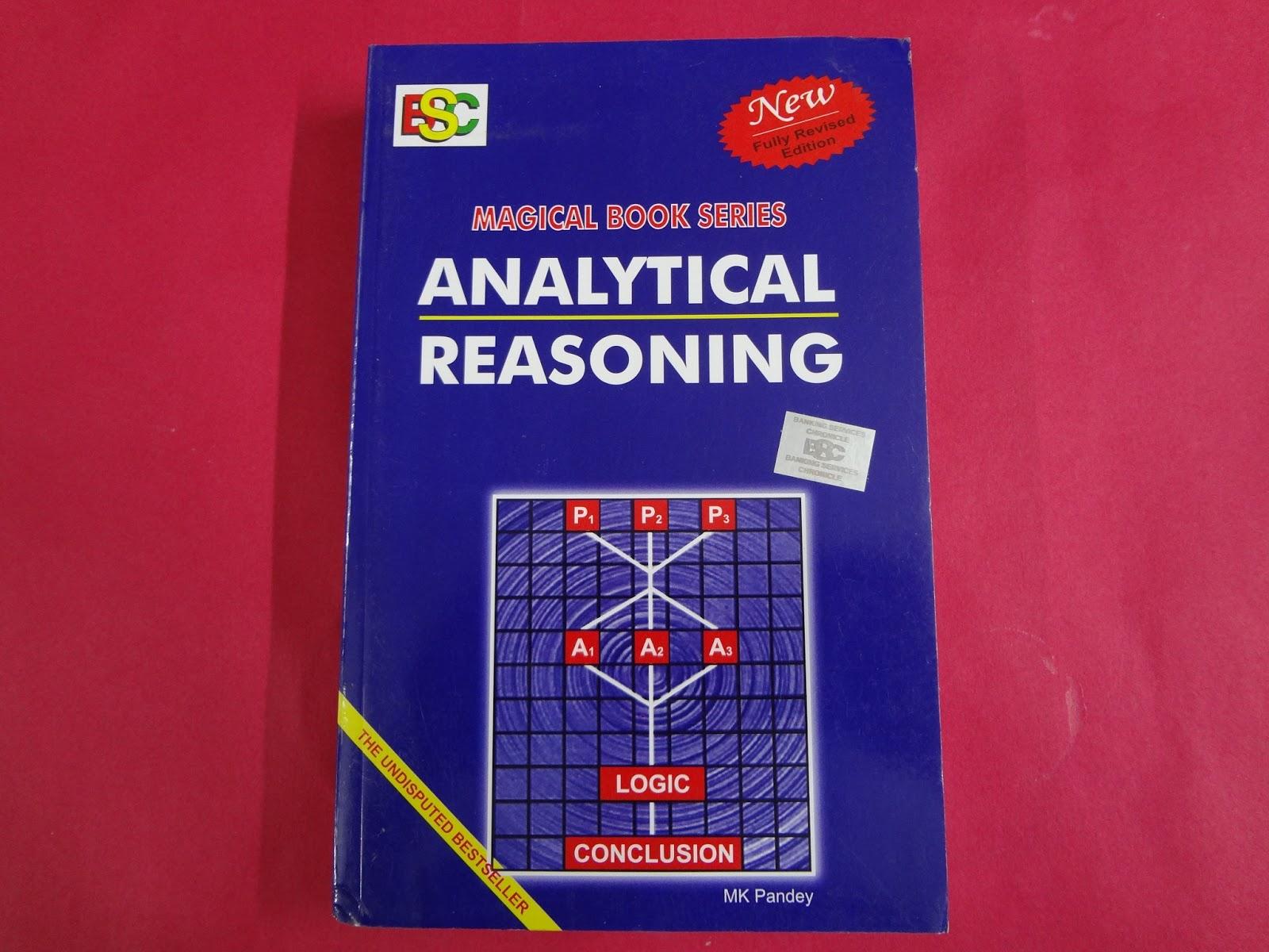 Reasoning rs pdf analytical aggarwal