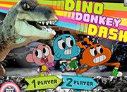 Gumball Dino aventuras