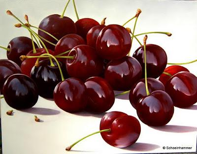 cuadros-hiperrealismo-frutas