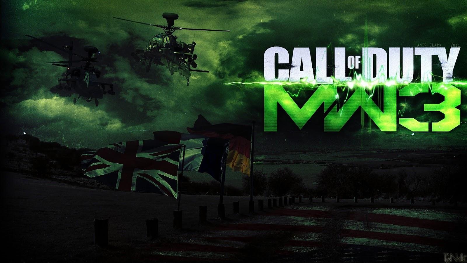 Call Of Duty Wallpaper Hd: DESKTOP HD WALLPAPERS: CALL OF DUTY HD WALLPAPERS