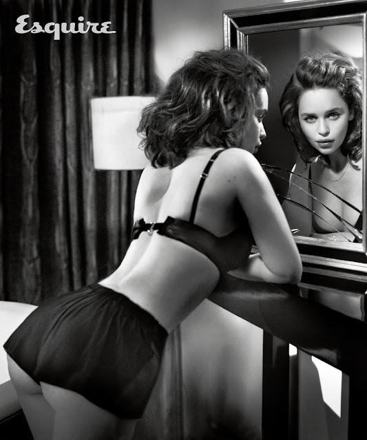 Emilia Clarke, Michell Hilton
