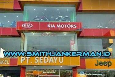 Lowongan PT. Sedayu Citra Mobil Pekanbaru April 2018