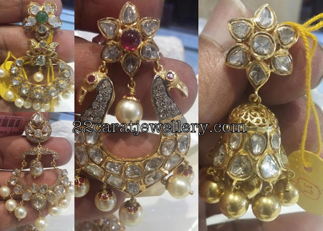 Flat Diamond Simple Chandbalis