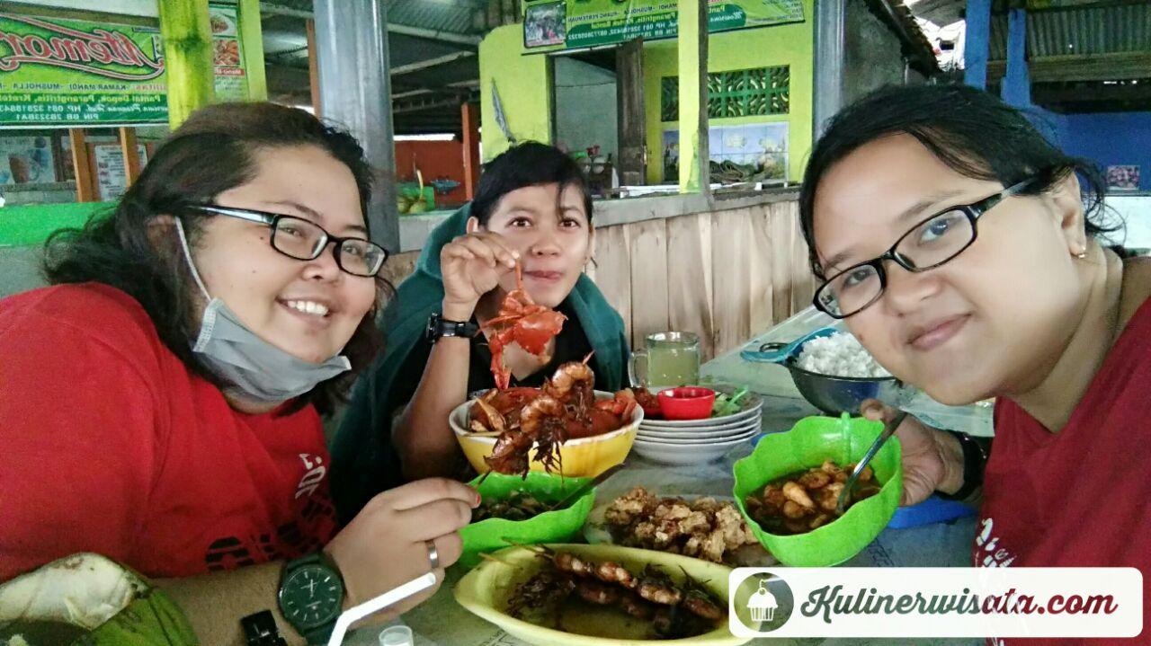 Menikmati Seafood Di Pantai Depok Yogyakarta Kuliner Wisata
