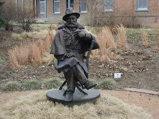 general george crook statue