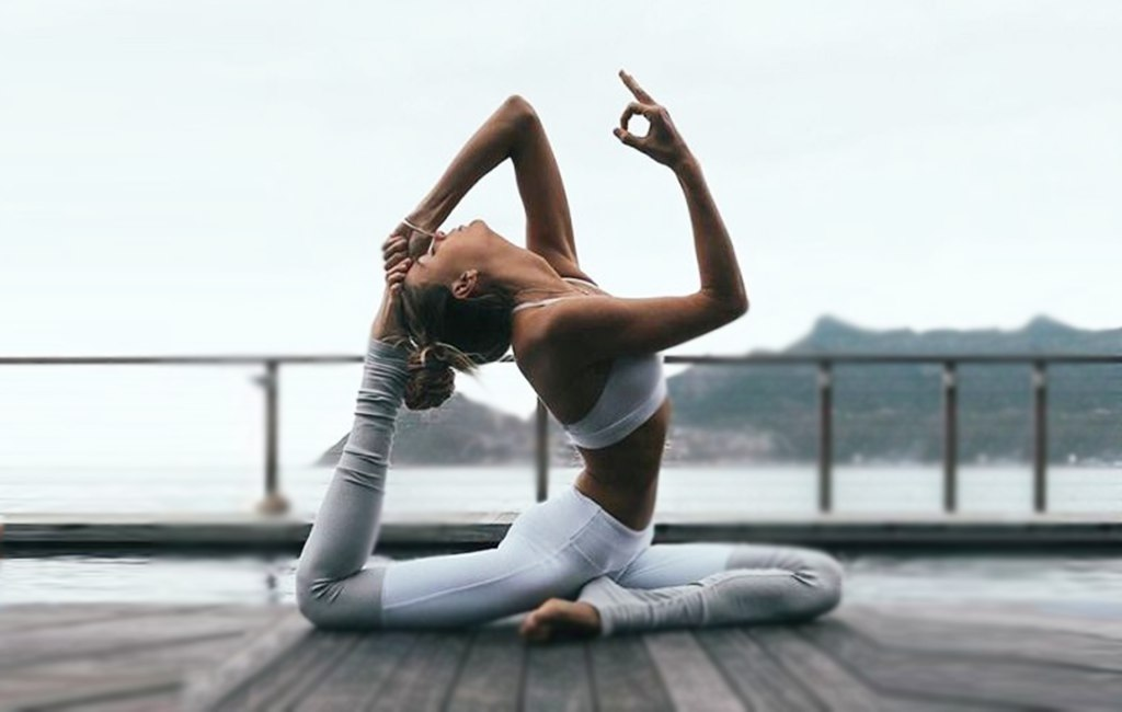 Йога – гимнастика для тела и души. Будьте в тонусе!