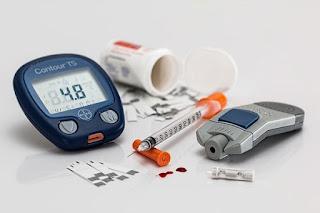 Gejala awal penyakit diabetes.