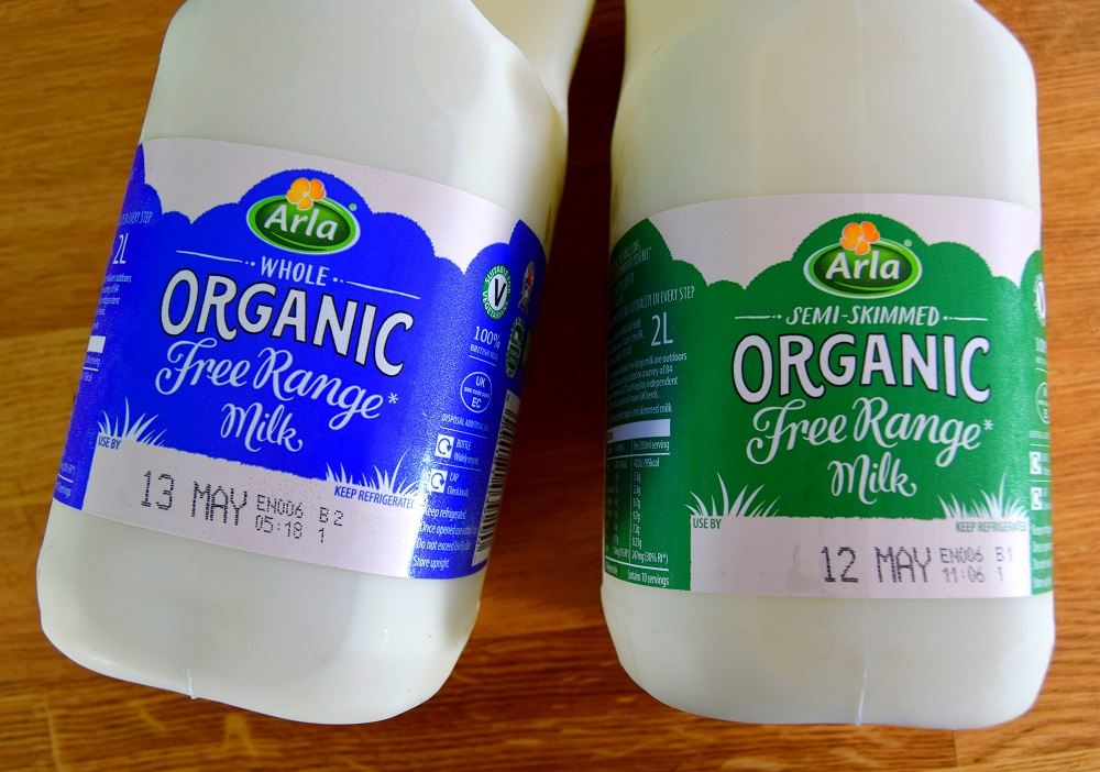 Enjoy Nature's Best This Spring With Arla Organic Free Range Milk