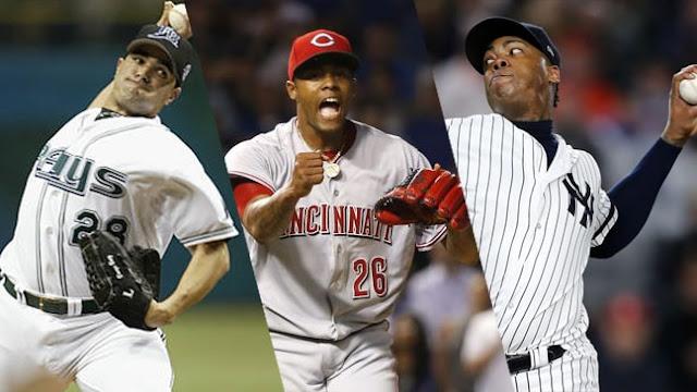 Iglesias se une a Danys Báez y Aroldis Chapman como los únicos cubanos que han logrado 30 juegos salvados en la MLB
