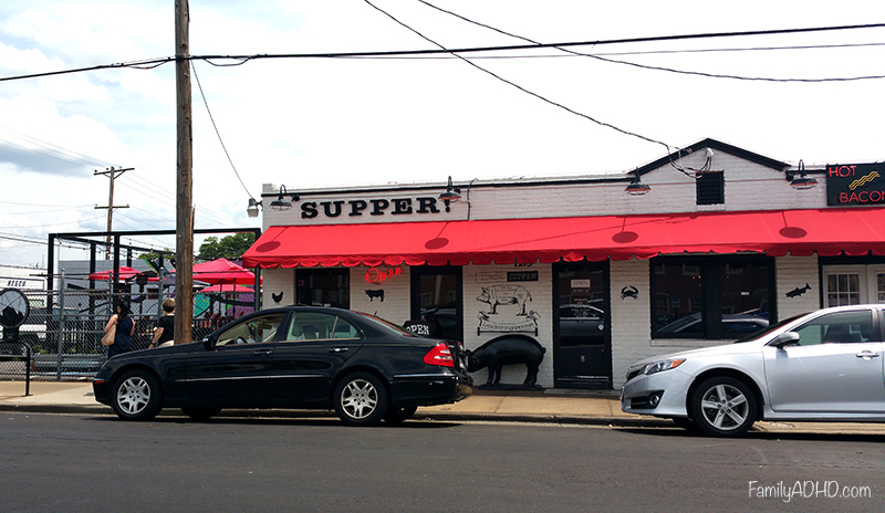 Lunch Restaurant Review Richmond VA Family Travel Guide
