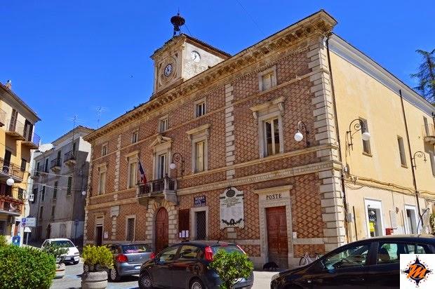 Bomba, Municipio