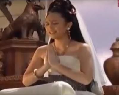 Nama Asli Pemeran Istri Angling Dharma