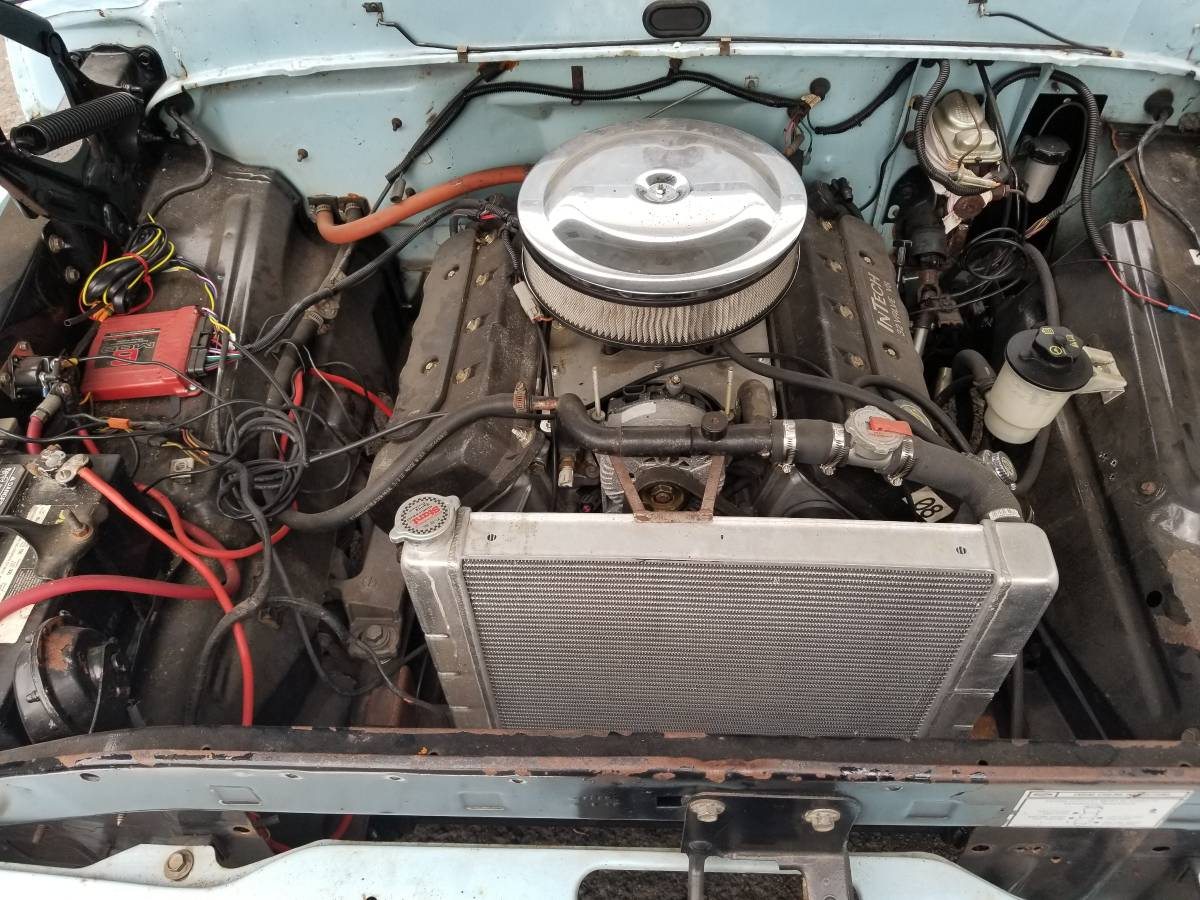 Daily Turismo: Crown Vic Swap: 1972 Ford F100