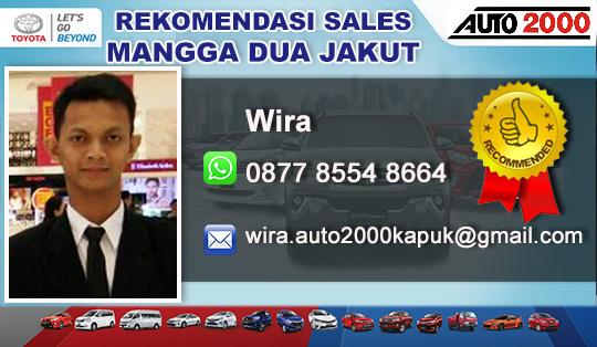 Rekomendasi Sales Toyota Mangga Dua Jakarta Utara