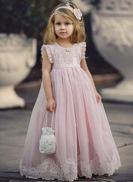 b15780d33 ... فساتين اطفال تصلح فستان سهرة مميز. وفي ...