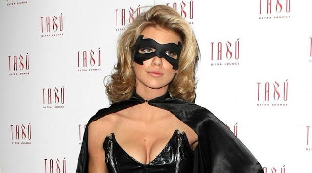 Annalynne Mccord as Bat Girl