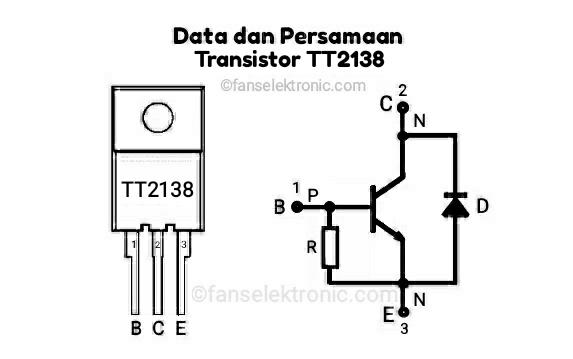 Persamaan Transistor TT2138