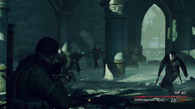 Sniper Elite Nazi Zombie Army 2 Free For PC