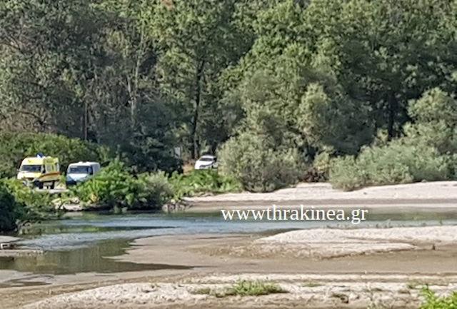 Στρατιωτικός έσωσε δύο άτομα από πνιγμό-Βούτηξε με αυτοθυσία στο ποτάμι