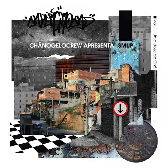 """O rapper Smup lança o álbum """"Underground Vol. 1 – Uma dose de Chá"""""""