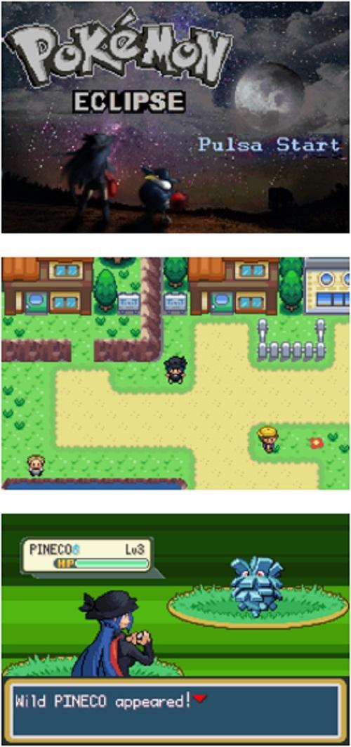 Pokemon Galaxy Elements