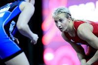 LUCHA - Campeonato de Europa femenino 2016 (Riga, Letonia)