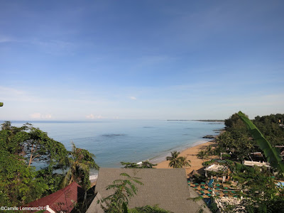 Koh Samui, Thailand daily weather update; 16th November, 2015