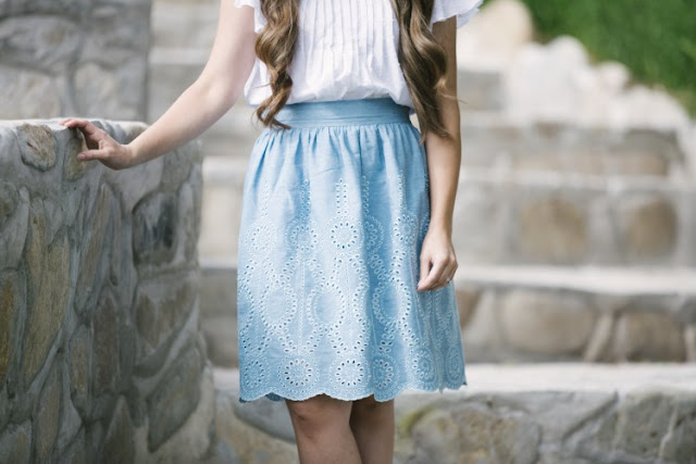 Free skirt patterns with detailed instructions to sew