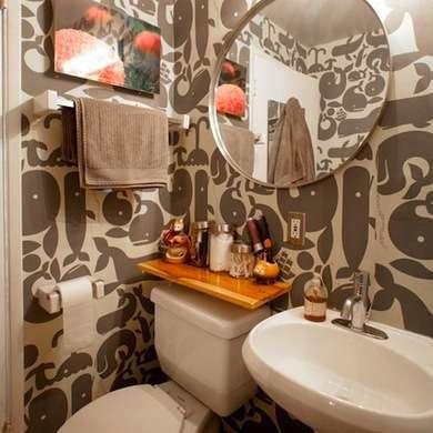 5+1  ιδέες διακόσμησης για μικρά μπάνια