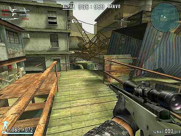 Free zombie game! [not dead] fps 3d game link in description.