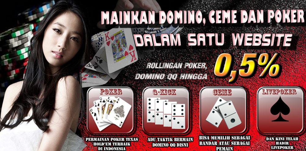 Daftar Poker Online - Agen Poker Online Terbaik Terpercaya ...
