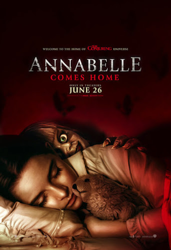 Annabelle: Comes Home (BRRip 1080p Dual Latino / Ingles) (2019)