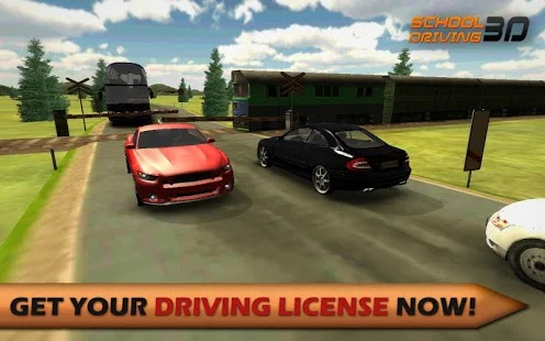 School driving 3d Apk Free on Android Game Download