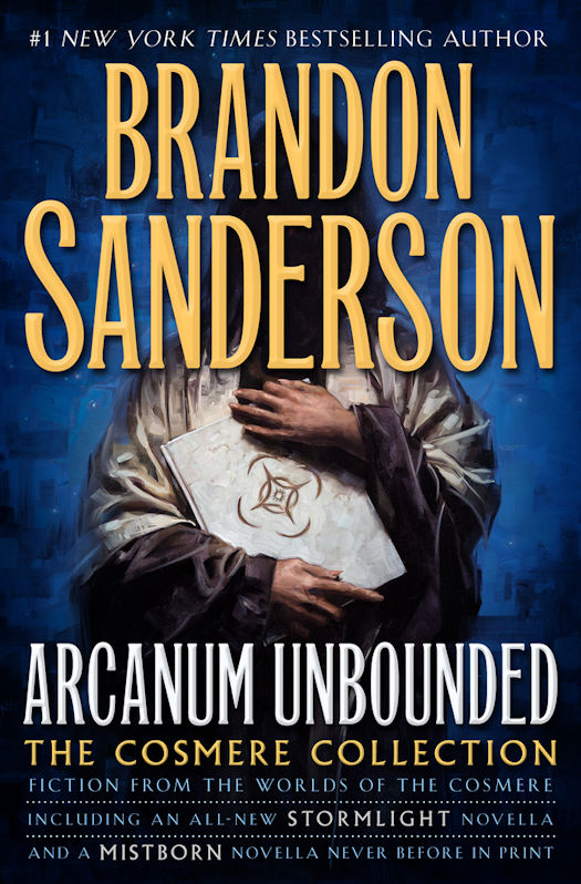 Review - Arcanum Unbounded: The Cosmere Collection