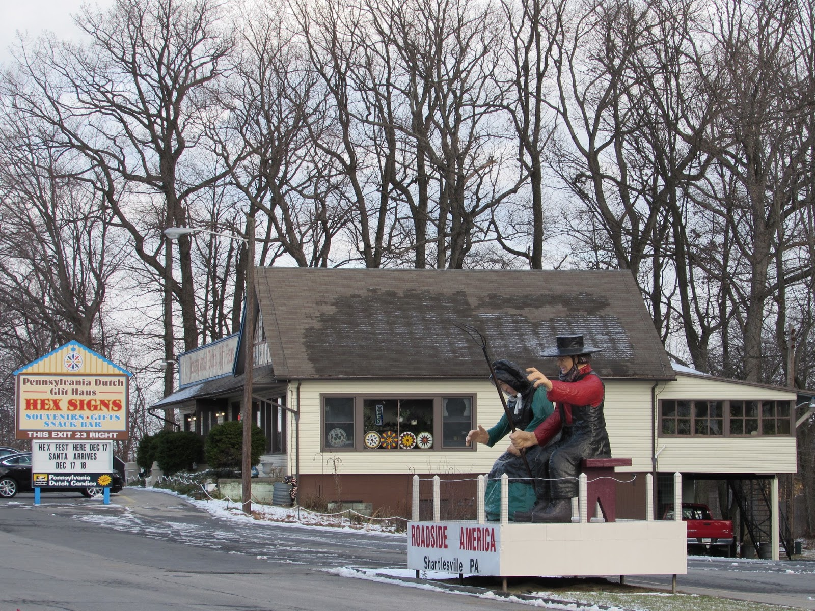 31+ PA Oddities: Neat &/or Quirky Roadside Americana