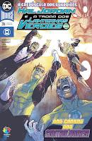 DC Renascimento: Hal Jordan e a Tropa dos Lanternas Verdes #36