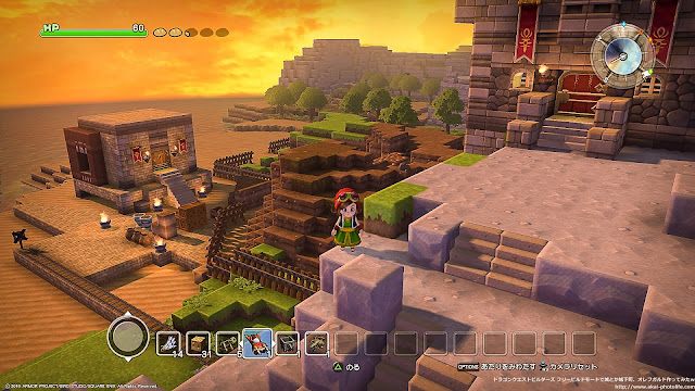 dragonquest builders quarry
