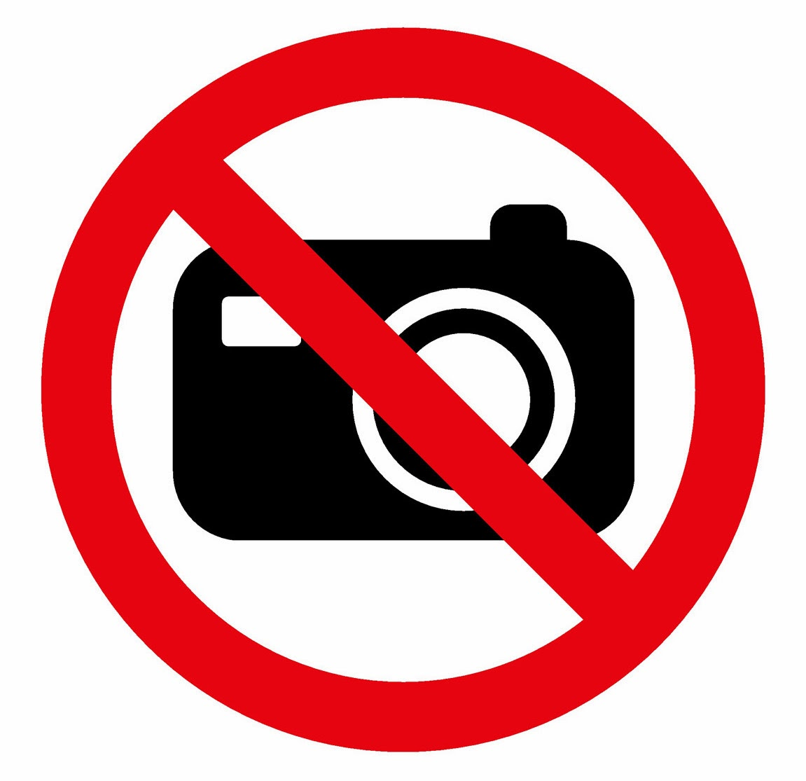 Photography Not Allowed - A Bookworm Mom's Diary