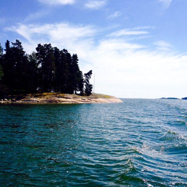 Etelä-Suomen saaristoa