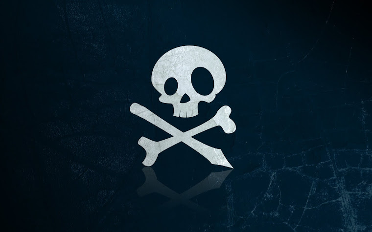 The bones and skull Jolly Roger wallpapers and images - wallpapers