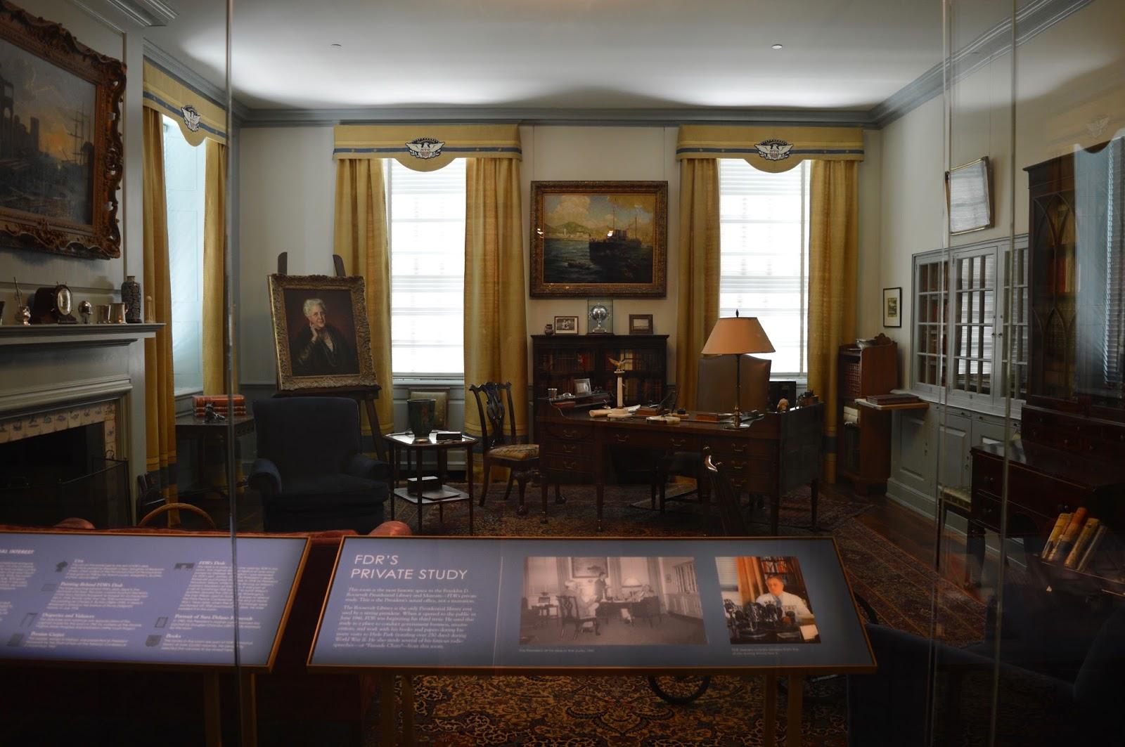 FDR's Presidential Library