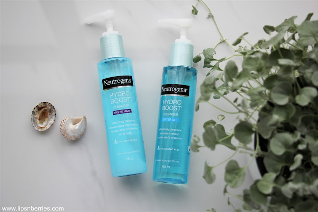 Neutrogena Hydro Boost Gel cleansers review