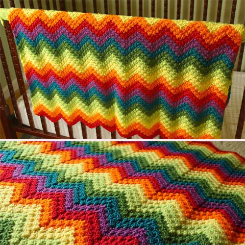 Beautiful Skills - Crochet Knitting Quilting : Rumpled ...