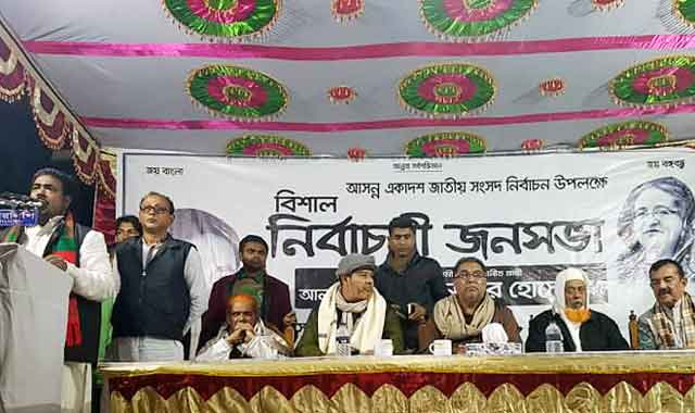 শেখ হাসিনার পরিকল্পনায়ই ডিজিটাল হয়েছে বাংলাদেশ -ছানোয়ার হোসেন