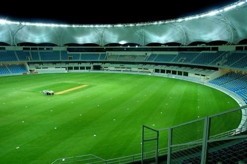 Home Of Sports Dubai Cricket Stadium