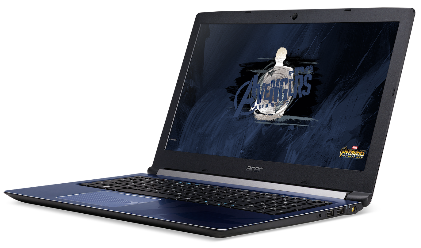 Acer Aspire 6 Captain America Edition