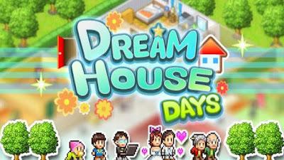 Download Game Dream House Days Membangun Rumah Impian