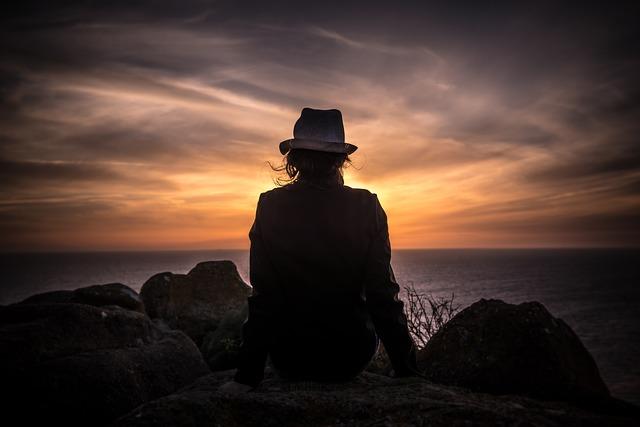 40 Kata Kata Kesendirian, Kesepian dan Menyendiri